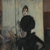 Boldini Woman in Black