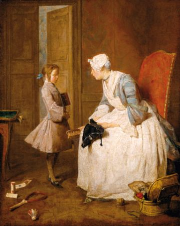 Chardin The Governess