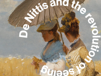 immagine della mostra De Nittis<br>and the revolution of seeing