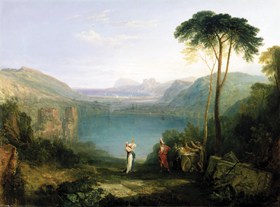 Turner Lago Averno